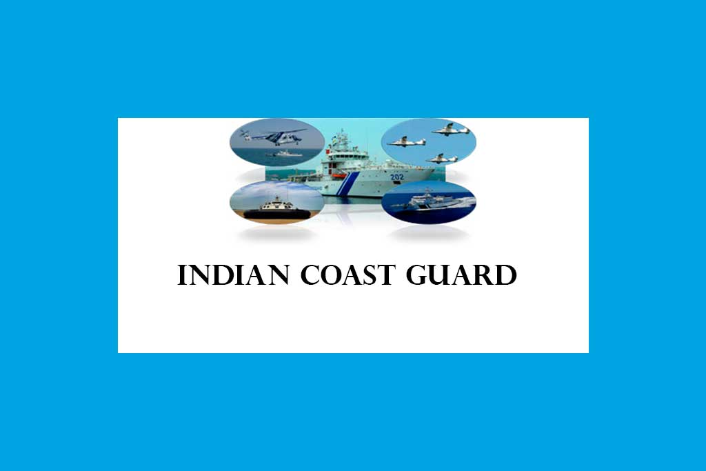 Indian Coast Guard NAVIK GENERAL DUTY 10+2 Entry 02/2020 Batch – 260 Posts