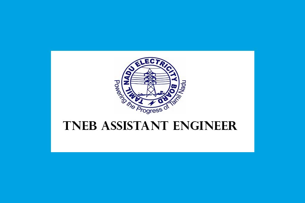TANGEDCO Assistant Engineer Syllabus 2020