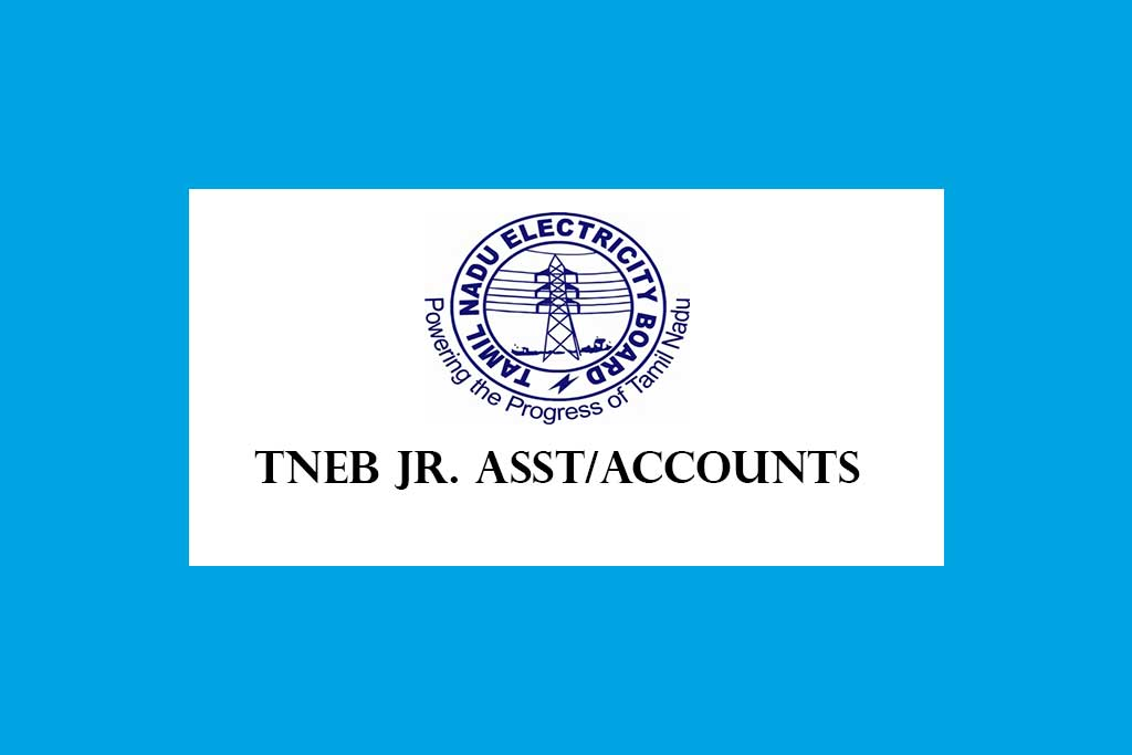 TANGEDCO Junior Assistant Accounts Syllabus 2020