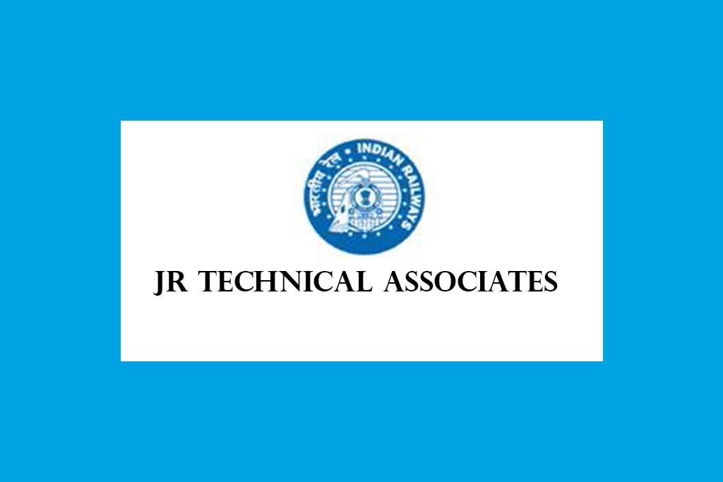 Central Railway Jr Technical Associates Recruitment 2020 – 37 Posts
