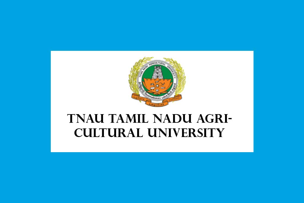 TNAU Programme & Junior Assistant Typist Driver Farm Manager Recruitment 2020 – 44 Posts