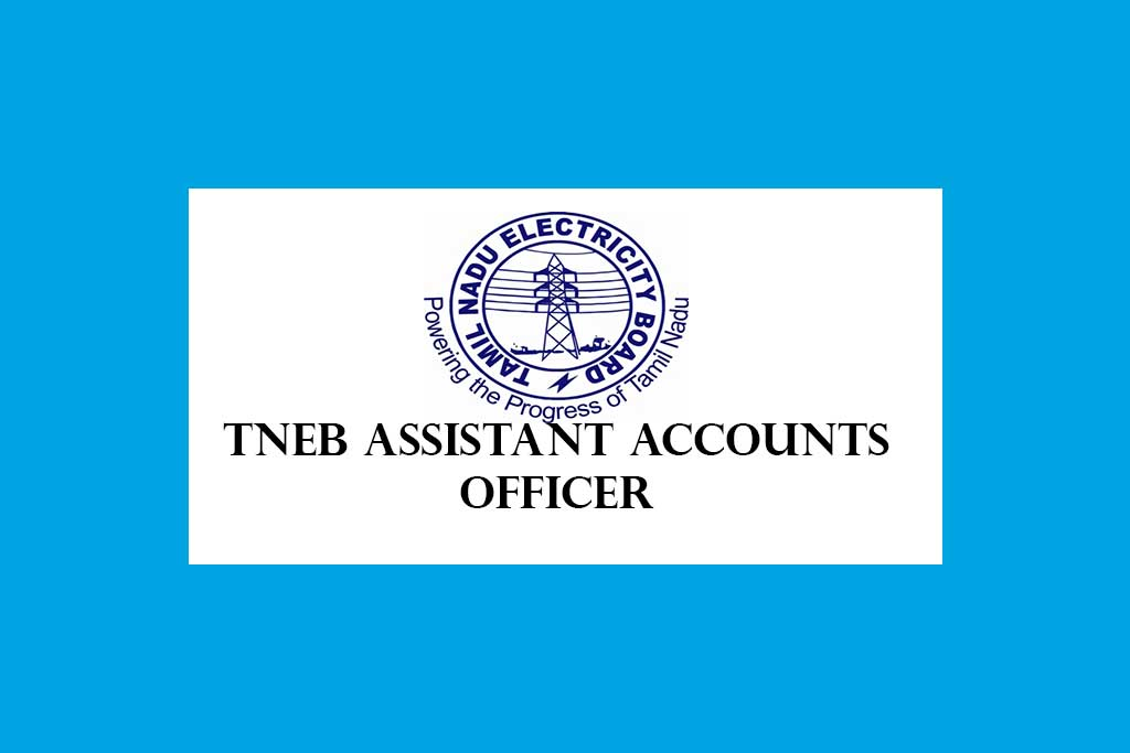 TNEB Assistant Accounts Officer