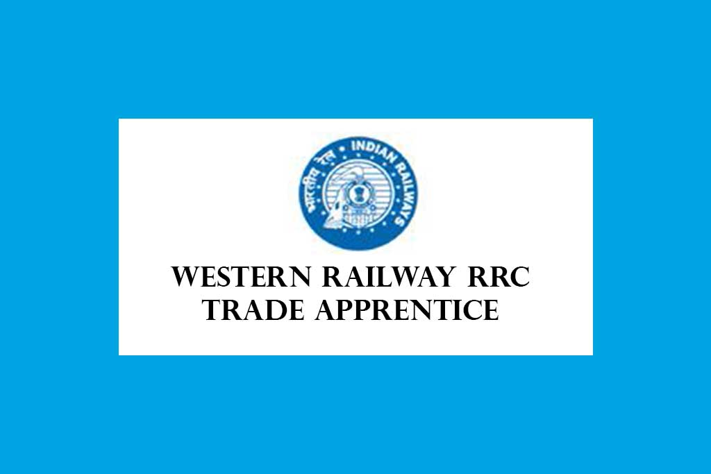 Western Railway Recruitment Cell Trade Apprentice 2021 – 3591 Posts