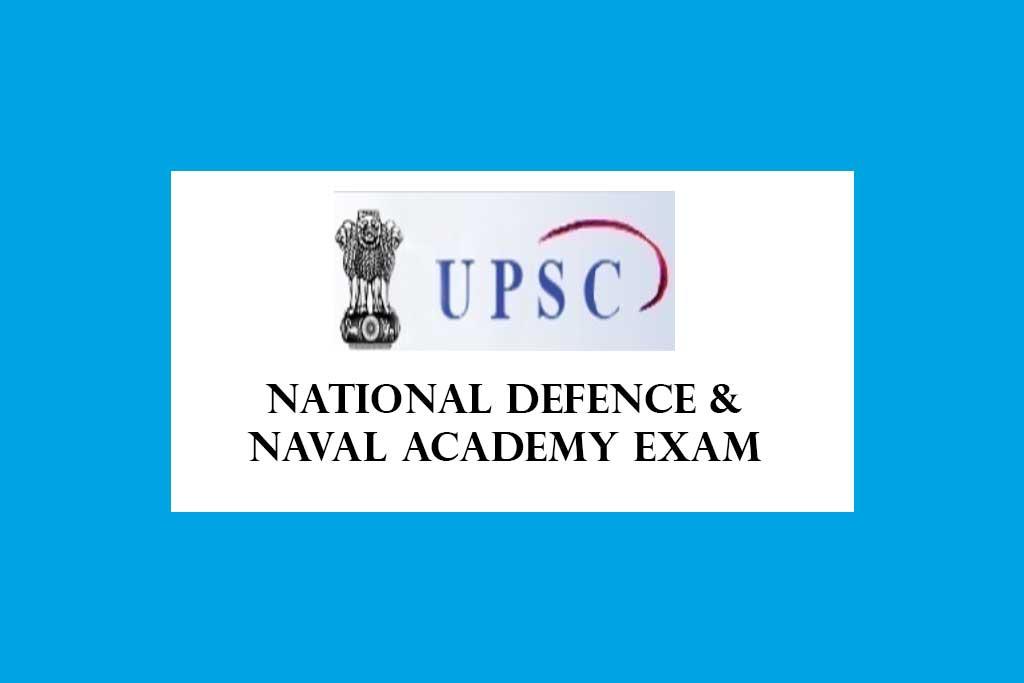 UPSC National Defence Academy & Naval Academy